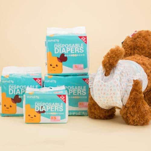 FidgetGear New Pet Diapers