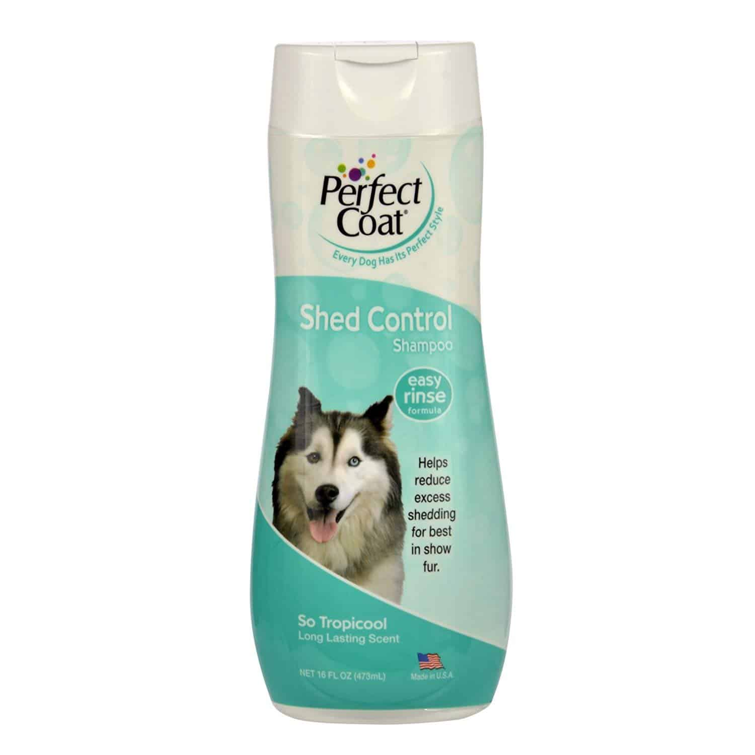Perfect Coat Shed Control Shampoo