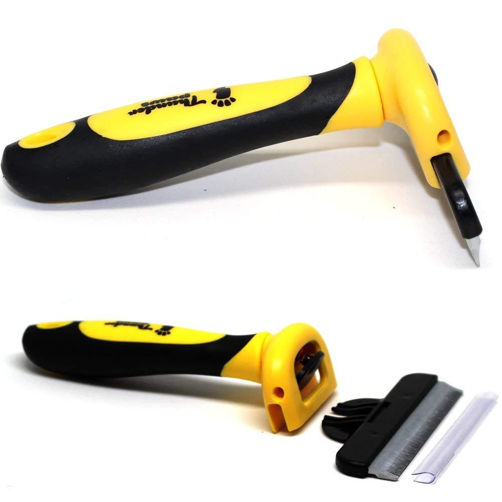 Thunderpaws Professional De-Shedding Tool