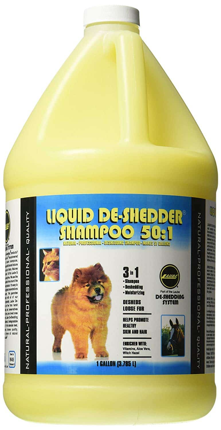 Wild Animal Liquid De-Shedder