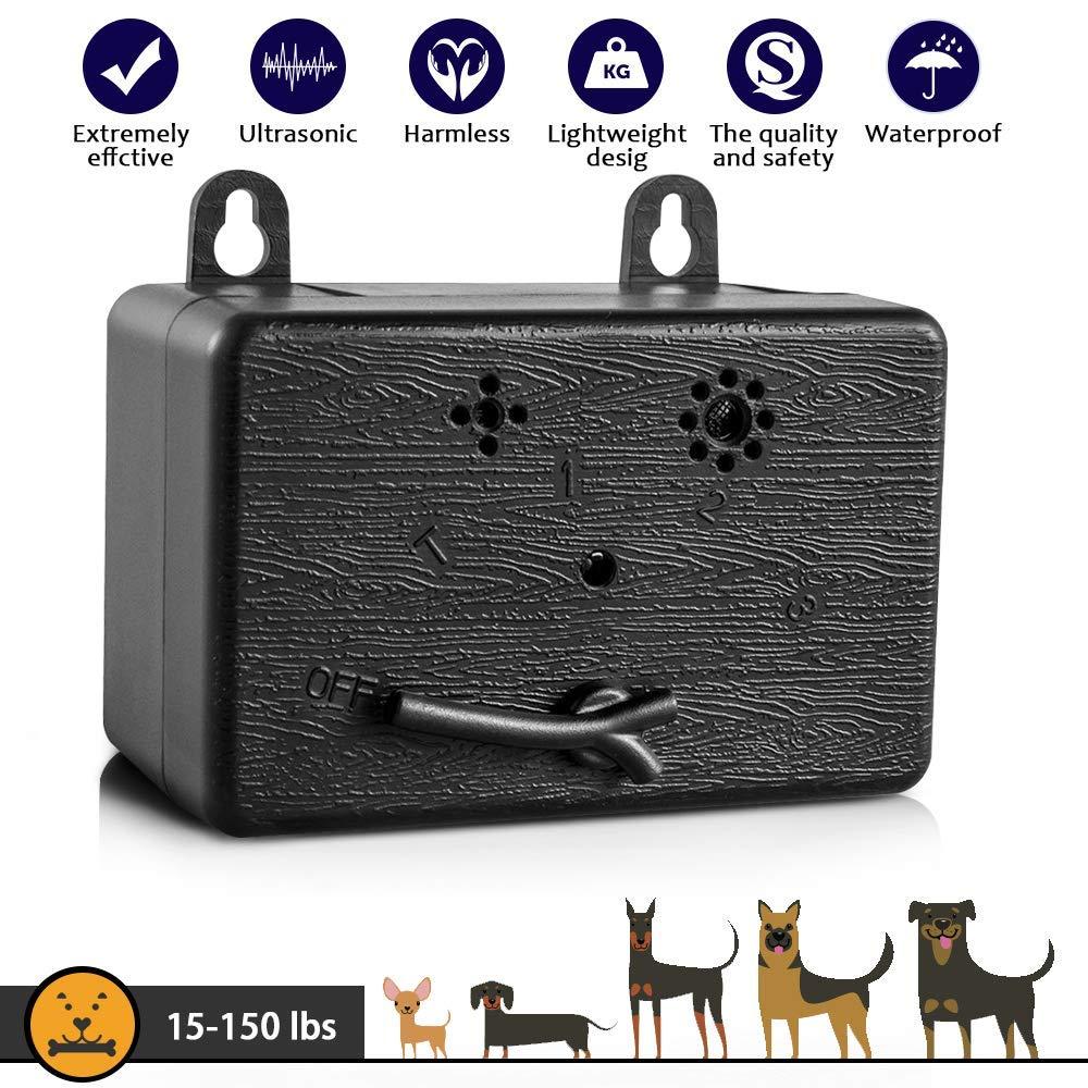 LEKETI Dog Bark Control Device