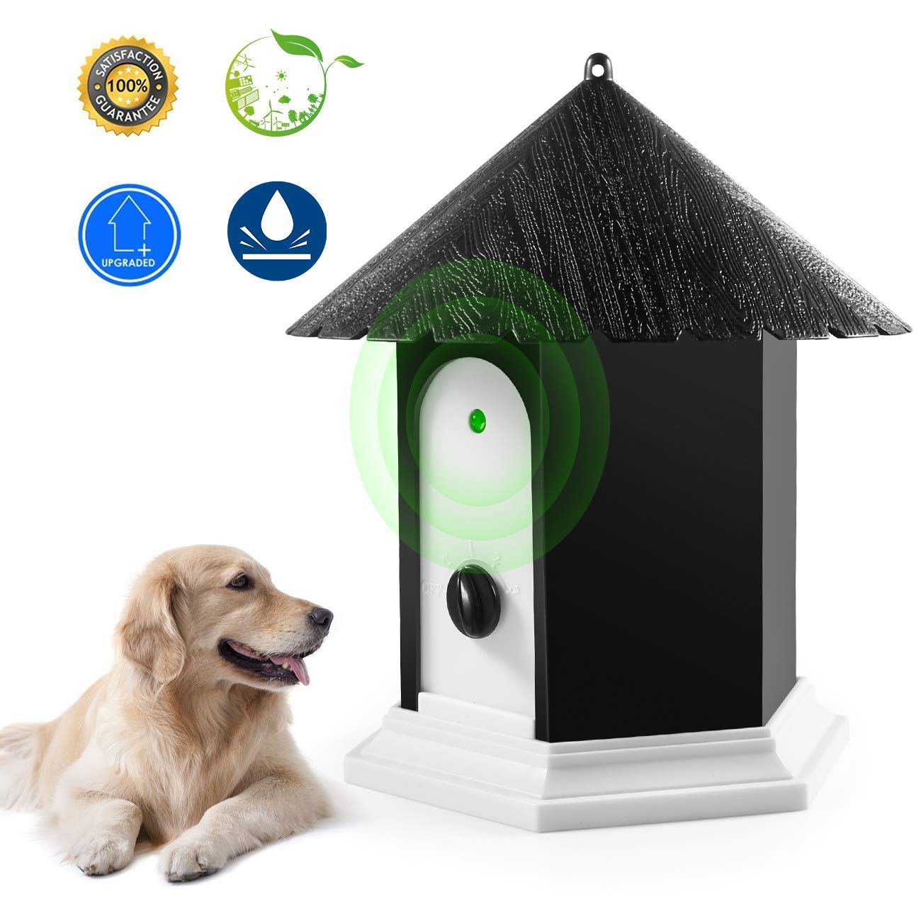 PET CAREE Ultrasonic Dog Bark Controller